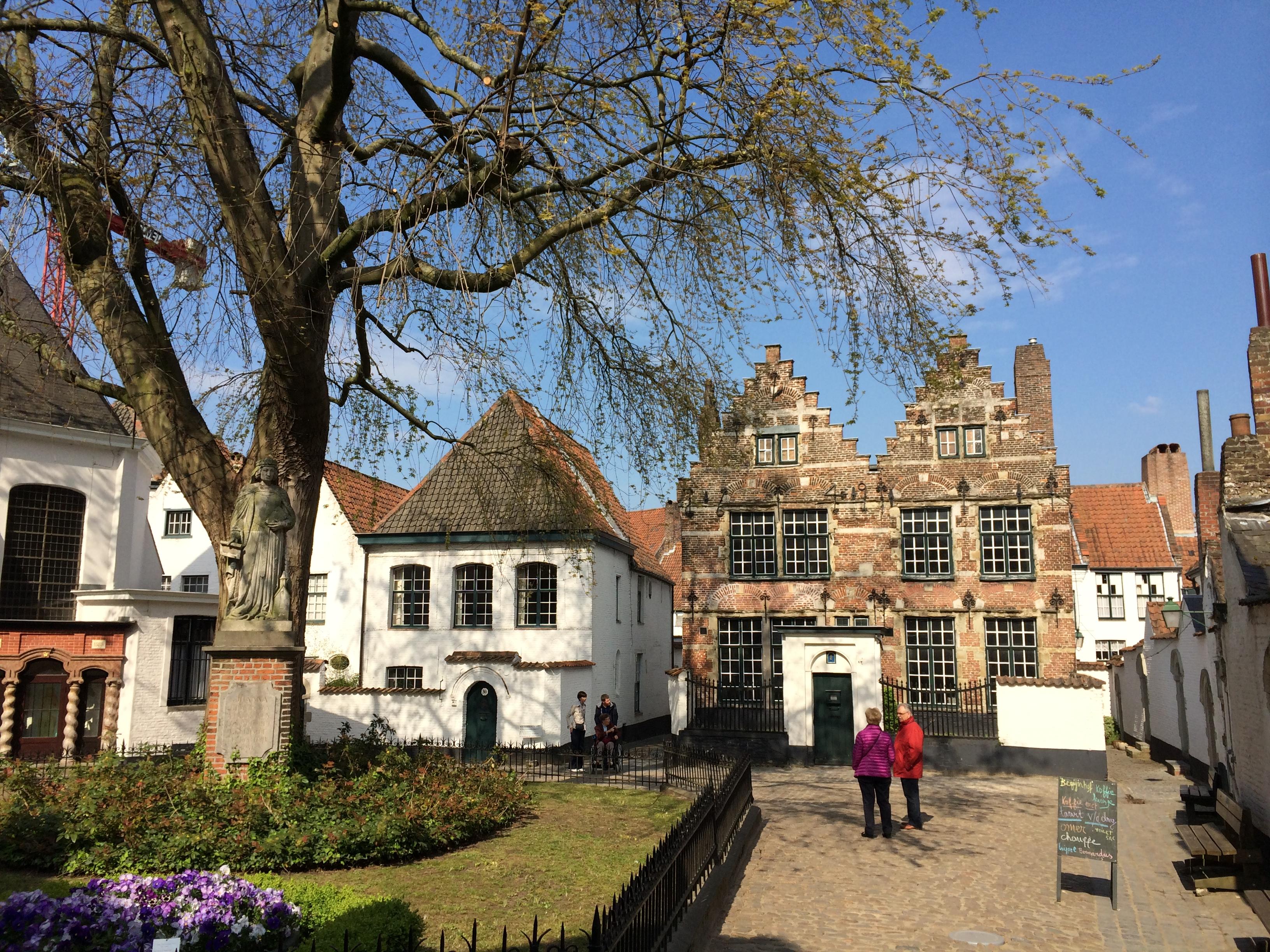 Begijnhof, Kortrijk